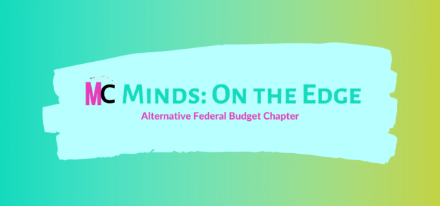 Alternative Federal Budget Chapter – Arts & Culture