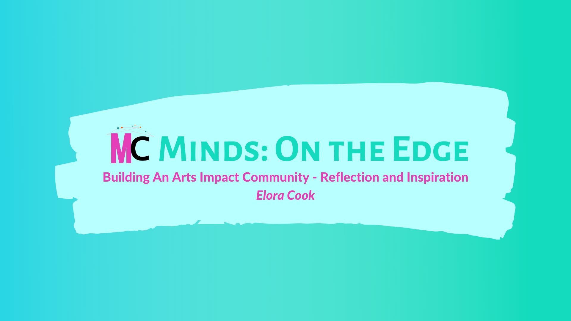 MC MINDS ON THE EDGE blog